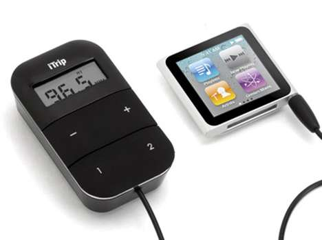 The Griffin iTrip FM Transmitter Turns Your iPod Into a Radio