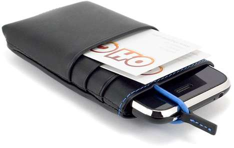 Smartphone Wallets - iMojito iPhone Case Fits Your Phone, Cash & Credit Cards
