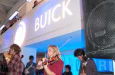 Ra Ra Riot Busts Out the Beats at Wired Store's Buick 'Regal Remix&#821
