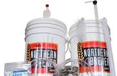 Home Beer-Making Sets - The Norther Brewer Starter Kit Offers a Good Excuse to Stay Indoors