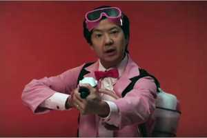 The Ken Jeong Pepto Commercial is Wacky & Funny