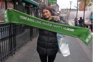 Twitter Knitter Uses Social Media to Keep the Cold & Needy Warm