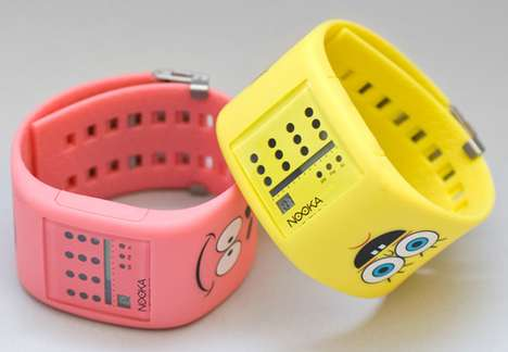 Dalek Sponge Bob Watches