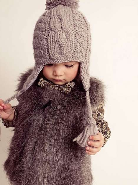 Toddler Couture - Zara Kids Catalogue Features Upscale Looks for Mini Prepsters