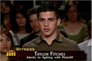 'Hot Guys on Judge Judy' Depicts Law-Breaking Hunk