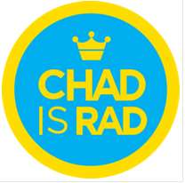 Chad Stroller Chadge Badge