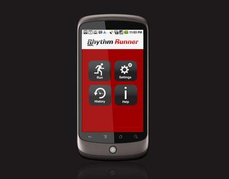 Revolutionary Running Apps - The Rhythm Runner App is an Awesome Way to Stay Fit