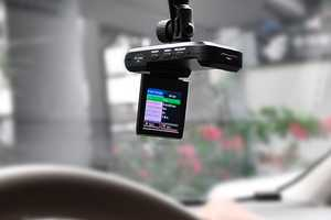The Car DVR Records Your On-Road Adventures