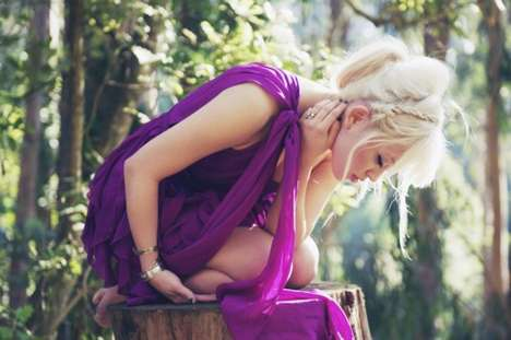 Lavender-Loving Lookbooks -