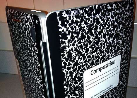Composition Notebook decal