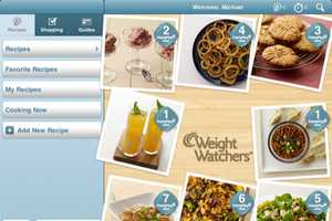Weight Watchers Kitchen Companion is Your Digital Sidekick to Eating Healthy