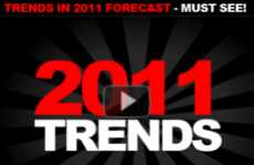 2011 Consumer Trends Forecast by Trend Hunter