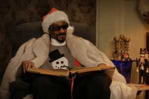 Pepsi and Snoop Join Forces for Holiday Refreshments