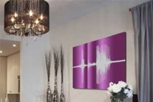 The Sound of Your Voice Becomes a Work of Art with VoicePrints