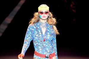 The Betsey Johnson SS11 Collection Makes Riding Stylish