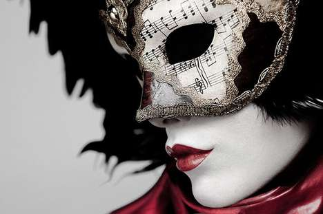 Masqueraded Beautorials - Primo Tacca Neto's Inspirational Photography