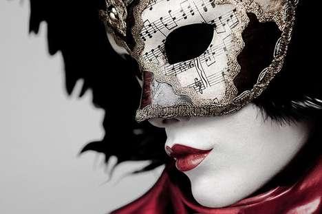 Masqueraded Beautorials - Primo Tacca Neto's Inspirational Photography