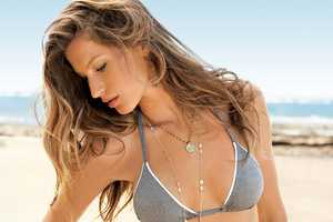 The Gisele Bundchen Calzedonia Summer 2010 Collection Shoot is Scorching