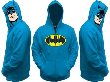 batman and superman hoodies