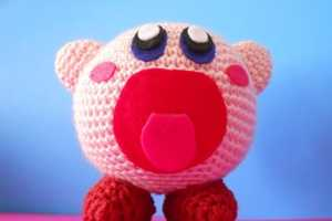 Cutesy Nintendo Crochet Plush Toys for Super Mario Geeks