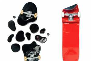 The Apparatu FTC Collection Shows Banged Up Skate Decks