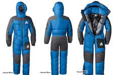 Extreme Cold Weather Gear - First Ascent Peak XV Snow Suit Fights the Cold Like No Other