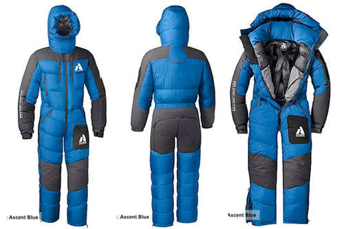 Extreme Cold Weather Gear