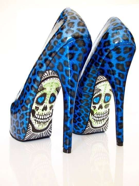 Hidden Pop Art Stilettos 4