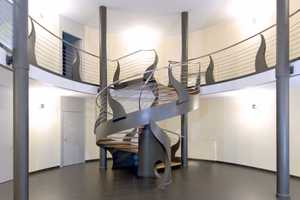 These Featured Bonansea Scale Staircases will Add a Touch of Class
