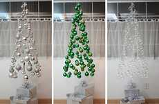 DIY Christmas Trees - Megan Reardon Shows You How to Make an Ornament Mobile Tree