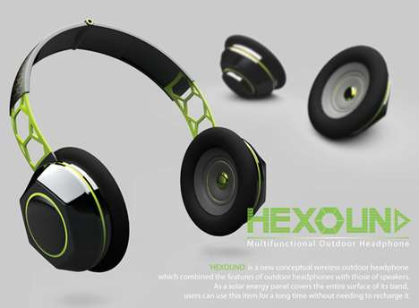 hexound headphones