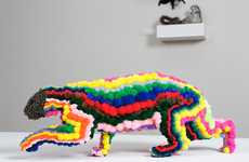 Rainbow-Sprinkled Critters