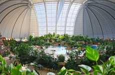 Hangars as Holiday Destinations