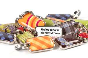 BlanketID Pet Tags Can Help Return Lost Dogs and Cats to Their Owners
