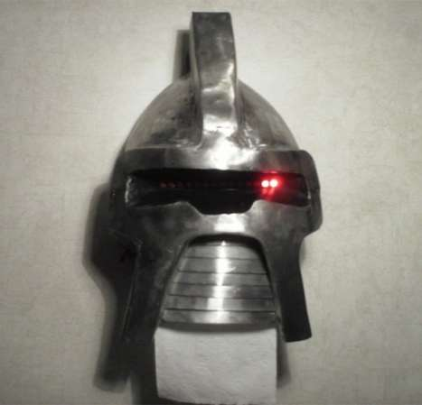 Cylon Toilet Paper Dispenser