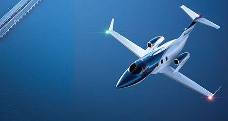 HondaJet First Air Flight
