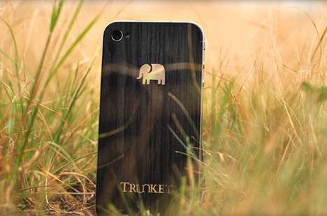 Trunket iPhone 4 Skins