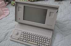 Add the Apple Macintosh Portable to Your Collection of Mac Electronics