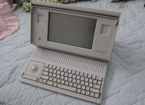 Collectible Apple Antiques - Add the Apple Macintosh Portable to Your Collection of Mac Electronics
