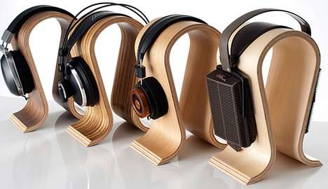 Omega Headphone Stands