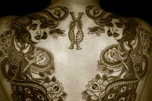 Regino Gonzales' Intricately Detailed Tattoos