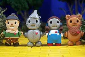 Jenn and Tony Bot's Tiny Robots are Adorably Funny