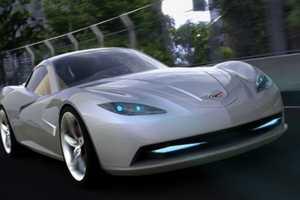 The C6 Corvette Gets a New Facelift