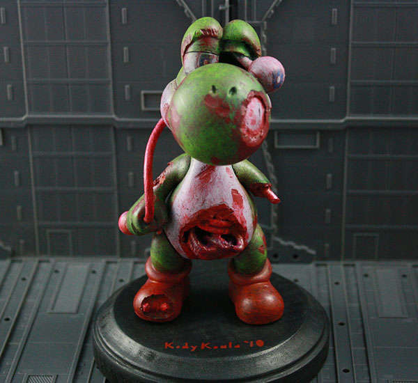 Gory Gaming Characters