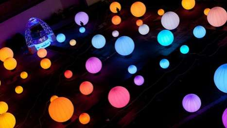 DJ Light Installation