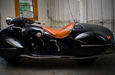 Custom Vintage Motorcycles