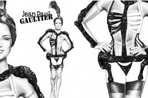 Magda Antoniuk Recreates Some of Fashion's Best in Pencil