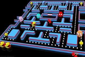 Justin Buonvino Creates Killer Digital Art of Classic Games