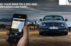 Apprehensive Auto Apps - Command Your Car wth the 'My BMW Remote' App