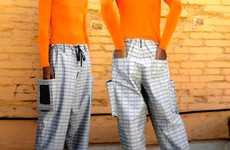 Solar-Powered Clothing